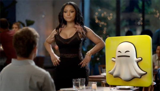 Nicki Minaj Stars In T-Mobile Latest Commercial