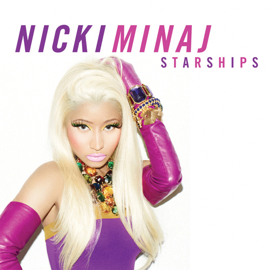 Nicki Minajs Starships Single Reaches Platinum Status