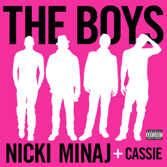 Nicki Minaj The Boys Feat Cassie