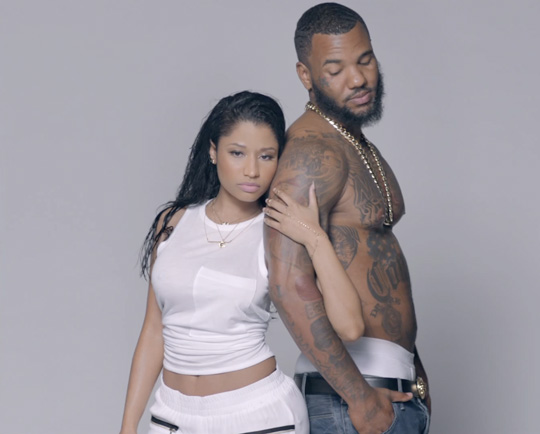 Nicki Minaj Talks The Game Beard, What Drake Looks For In A Woman & More