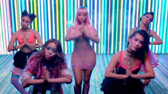 Nicki Minaj The Night Is Still Young Music Video