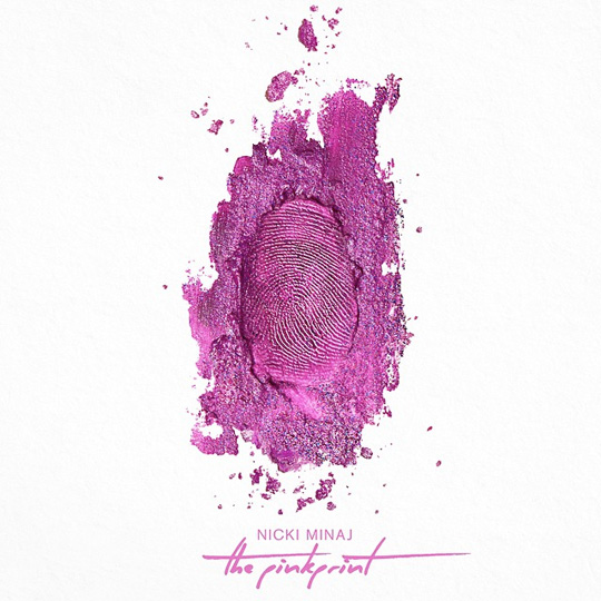 Nicki Minaj Shows Off The Deluxe Edition Artwork For Her The Pinkprint Album