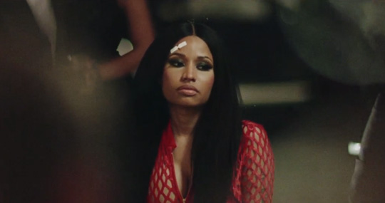Nicki Minaj The Pinkprint Movie