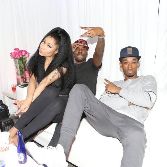 Nicki Minaj Finishes Her The Pinkprint Tour By Performing Live In Alberta Canada