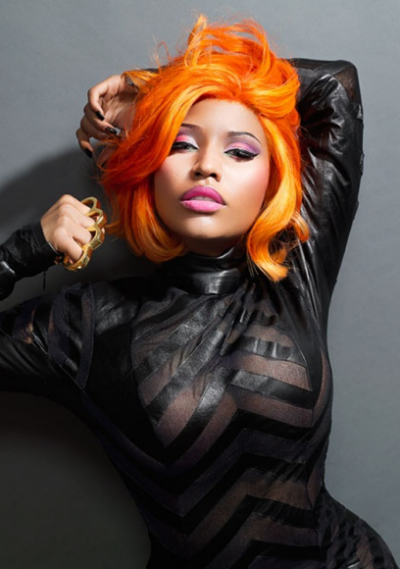 Nicki Minaj Promo Photo For Upcoming Album