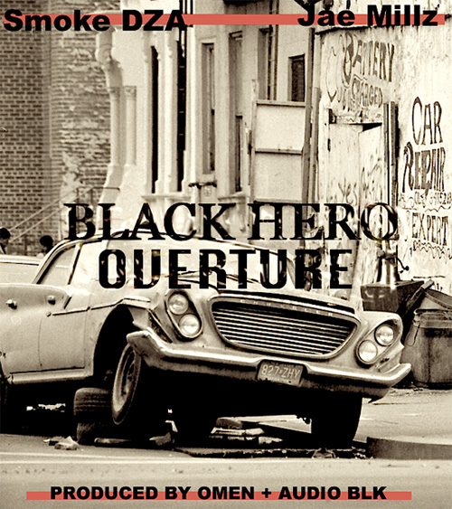 Omen Black Hero Overture Feat Jae Millz & Smoke DZA