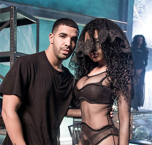 Drake & Nicki Minaj Both Nominated At The 57th Annual Grammy Awards