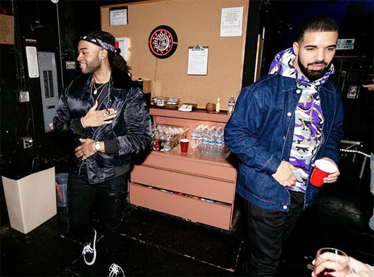PARTYNEXTDOOR Brings Out Drake During Summers Over Tour In Los Angeles To Perform Fake Love & More Live
