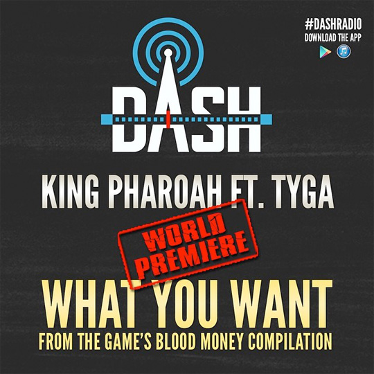 Pharaoh Jackson What You Want Feat Tyga