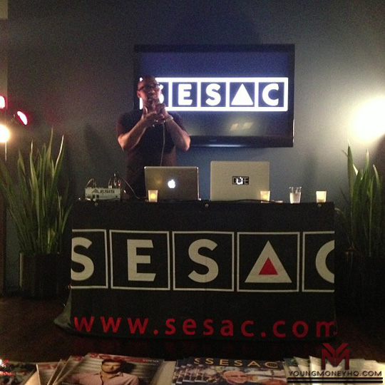 PJ Morton Set To Appear At The 2013 SESAC Pop Music Awards