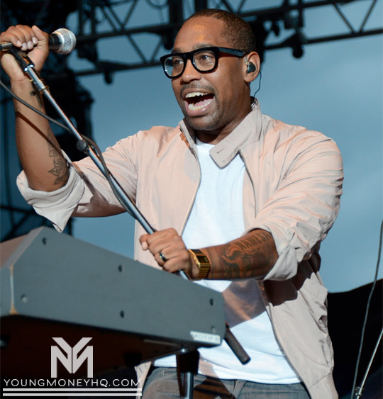 PJ Morton Announces Dates & Locations For New Tour