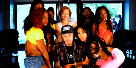 PlayBoySwag Losing My Mind Feat Cory Gunz Music Video