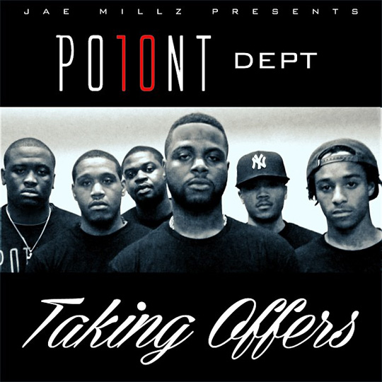 PO10NT Dept Taking Offers Mixtape