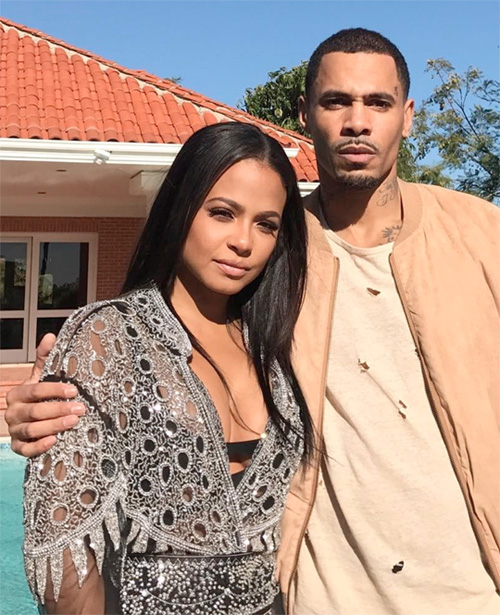 Preview Harvey & Christina Milian Own The Night Music Video