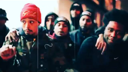 Preview Makarel, Cory Gunz & Dave East Grinding For The Longest Music Video
