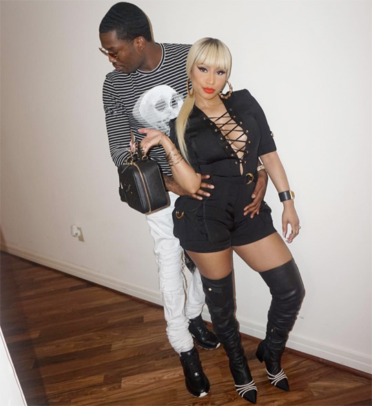 Meek Mill Speaks On His Relationship With Nicki Minaj, It Feeling Like A Dream, Understanding Each Other & More