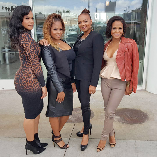 Watch Previews From Season 2 Episode 1 Of The Christina Milian Turned Up Show
