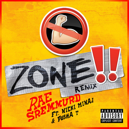 Rae Sremmurd No Flex Zone Remix Feat Nicki Minaj & Pusha T