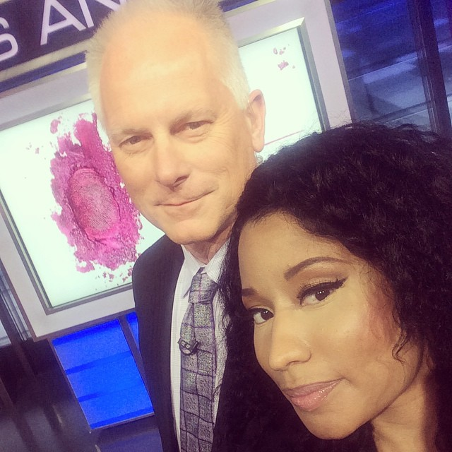 Recap Of Nicki Minaj Appearance On ESPN SportsCenter Show