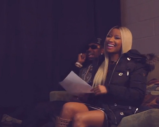 A Recap Of Nicki Minaj Day In Philadelphia Pennsylvania On October 25th