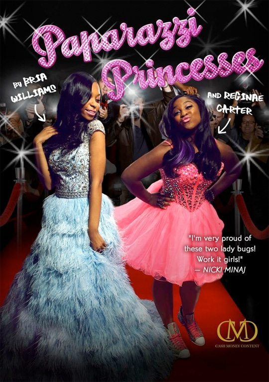 Reginae Carter & Bria Williams Chat About Their Fathers, Debut Novel & More
