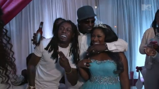 Watch Reginae Carter My Super Sweet 16 Starring Lil Wayne, Birdman, Nicki Minaj & More