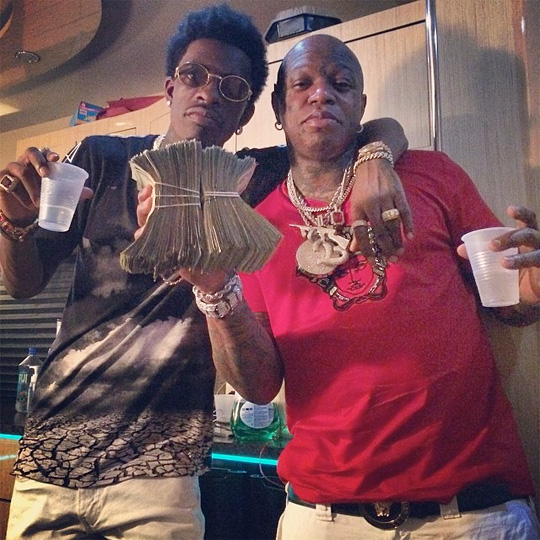 Rich Homie Quan Says He Has Been Working A Lot With Drake