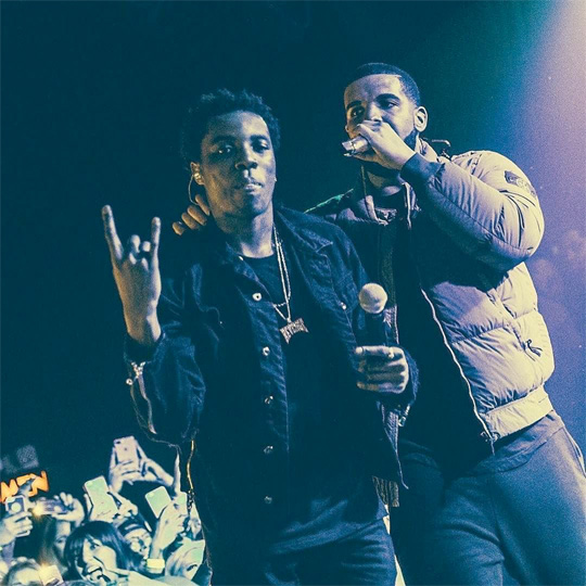 Roy Woods Brings Out Drake To Perform Fake Love & Pop Style Live During Unlocked Tour In Los Angeles