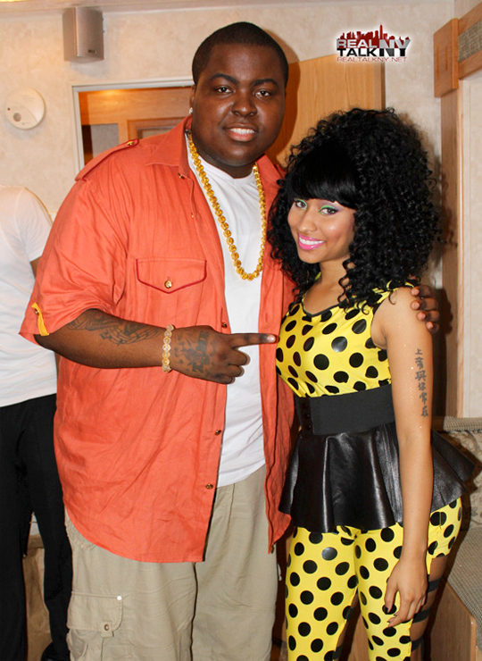 Sean Kingston ft Nicki Minaj – Letting Go (Dutty Love) [MP3 Download]