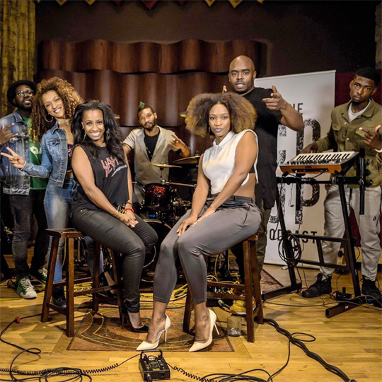 Shanell & D Woods Make An Appearance On The CO-OP LIVE #SundayNightSessions