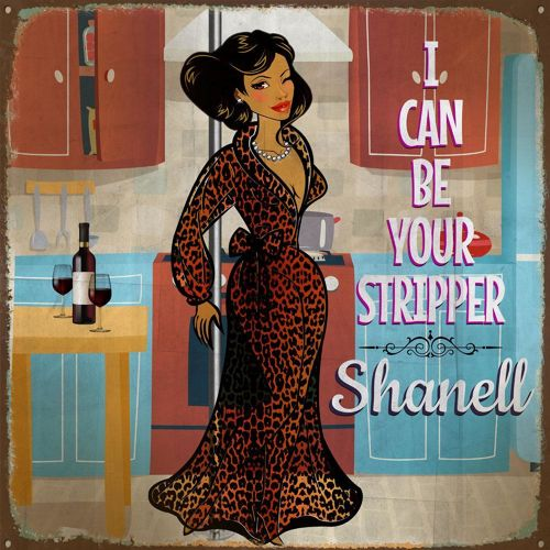 Shanell I Can Be Your Stripper
