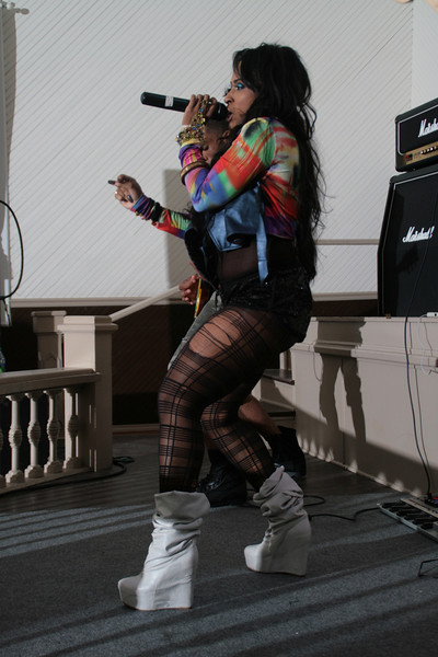 Shanell Performs At Alter Ego Fashion Show