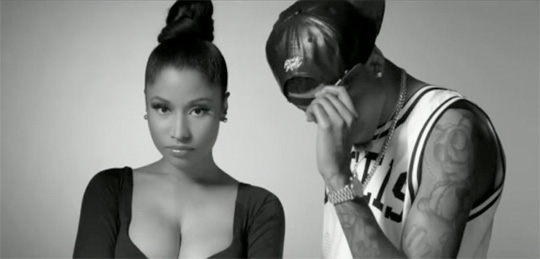 Watch A Sneak Peek Of August Alsina & Nicki Minaj No Love Music Video