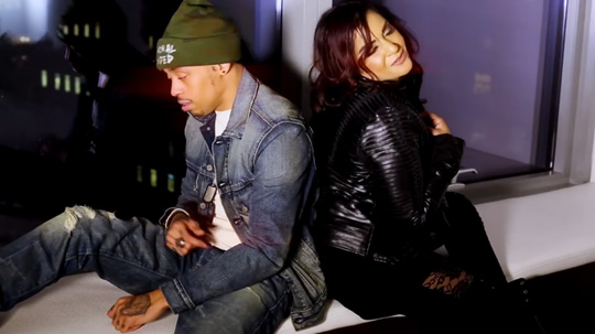 Preview Nadia Patric Trace Of You Music Video Featuring Cory Gunz