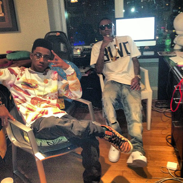 Preview A New Soulja Boy & Lil Twist Collaboration
