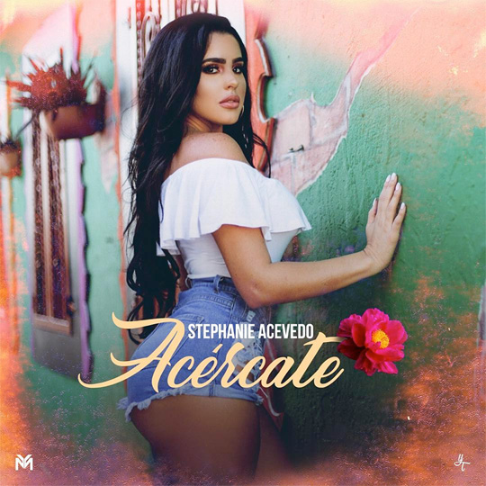 Stephanie Acevedo Announces Debut Project Acercate, Reveals The Artwork