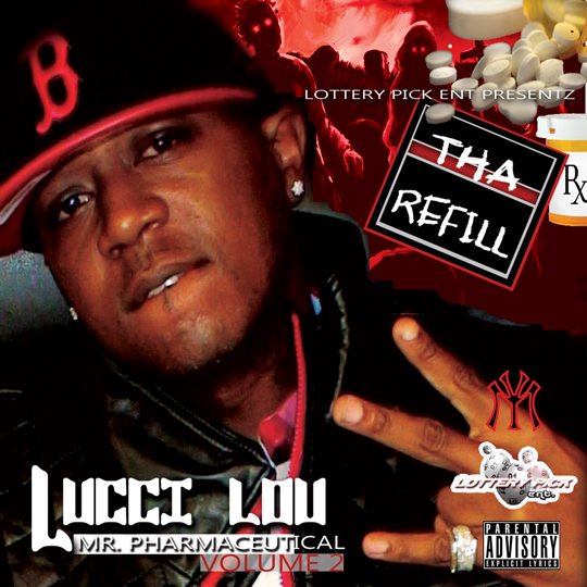 Lucci Lou Tha Refill Mixtape Download