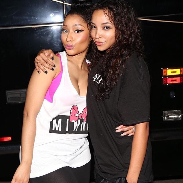 Tinashe Talks Meeting Nicki Minaj & Playing Her New Music