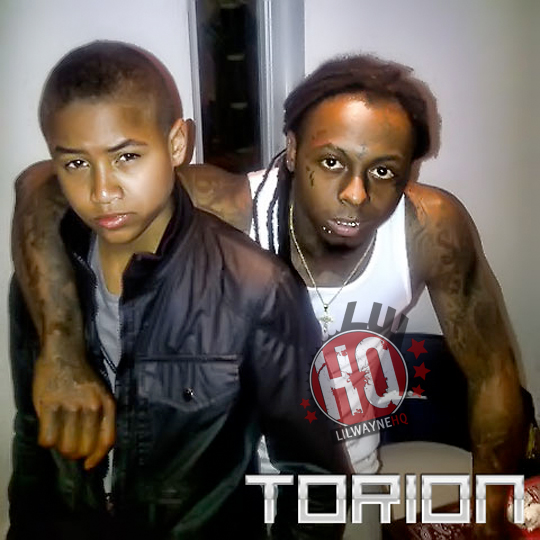 Torion Super Fly x Signs To Young Money