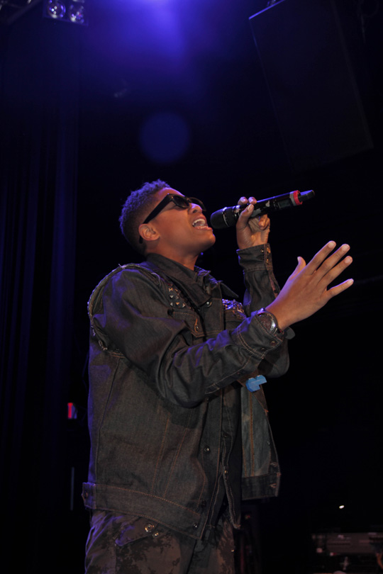 Torion Performs At The Howard Theatre For The HOPE Inaugural Youth Ball