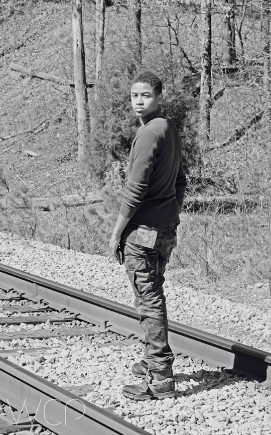 Torion Shoots New Music Video On Some Train Tracks & A Beach