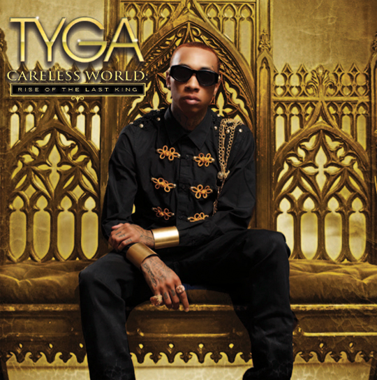 Tyga Careless World Album Front Cover