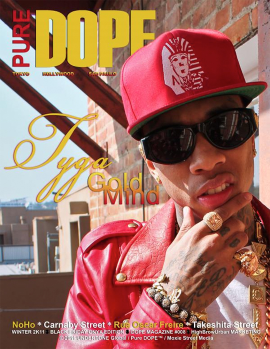 Tyga Covers DOPE Magazine x Careless World Pushed Back To February