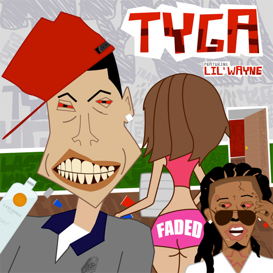 Tyga &#038; Lil Waynes Faded Single Certified Platinum