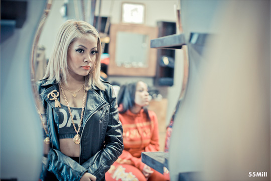 Tyga & Honey Cocaine Perform On Careless World Tour