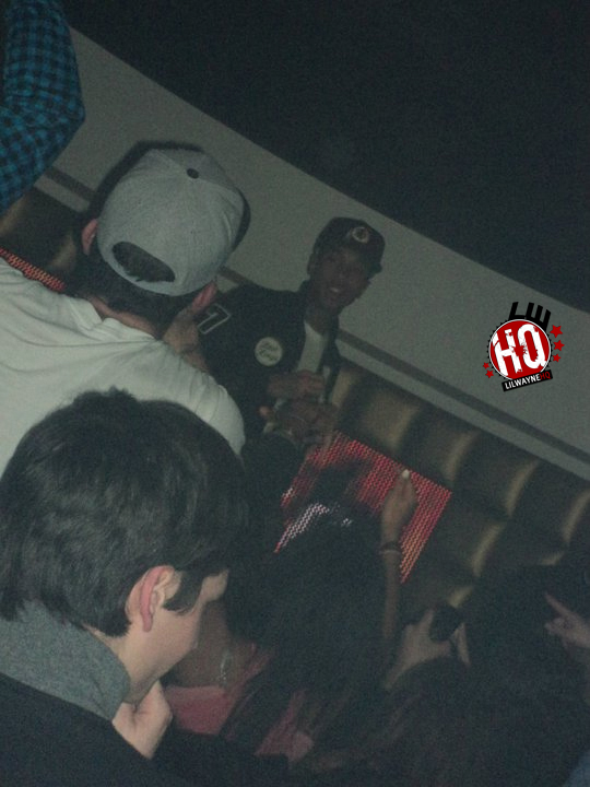 Picture Of Tyga At KISS Club In Cannes France
