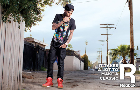 Tyga Announced As A Performer At Reebok Classics Concert Series In Las Vegas