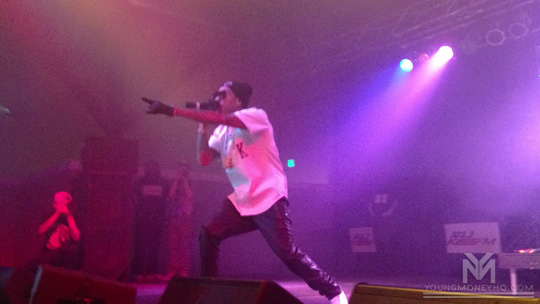 Tyga Performs At The Revolution Concert House In Idaho