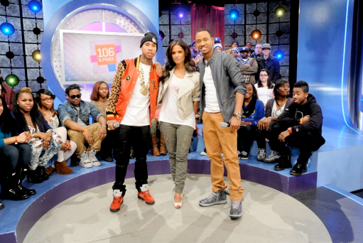 Tyga Talks About His Album, Touring &#038; More On BETs 106 &#038; Park