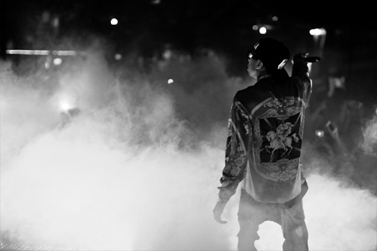 Tyga & Lil Twist Perform In Atlanta On Careless World Tour